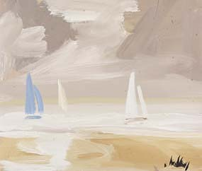 Markey Robinson, Sailing at Morgan O'Driscoll Art Auctions