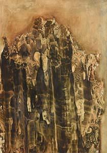 John Kelly, Abstract Composition (1965) at Morgan O'Driscoll Art Auctions