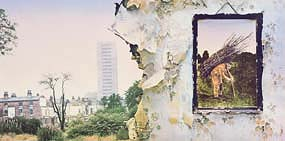 Jim Page, Led Zeppelin IV - Stairway to Heaven at Morgan O'Driscoll Art Auctions