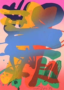Albert Irvin, Untitled (1992) at Morgan O'Driscoll Art Auctions