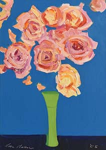 Brian McMahon, You Didin't Ask for the Stems at Morgan O'Driscoll Art Auctions