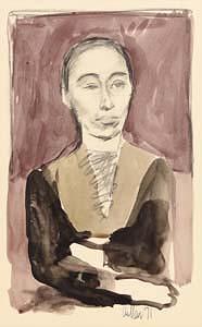 Charles Cullen, Portrait (1971) at Morgan O'Driscoll Art Auctions