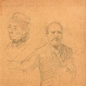 Sarah Henrietta Purser, Life Study I at Morgan O'Driscoll Art Auctions