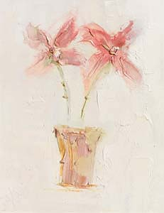 Colin Flack, Orchids at Morgan O'Driscoll Art Auctions