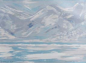 Bernadette Madden, Svalbard 12.01 at Morgan O'Driscoll Art Auctions