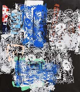 Brian Gormley, Subway White (2008) at Morgan O'Driscoll Art Auctions