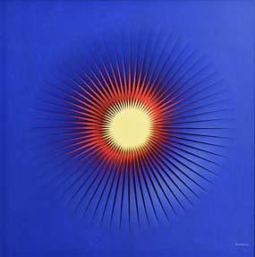 Peter Monaghan, Pulse 2 (2009) at Morgan O'Driscoll Art Auctions