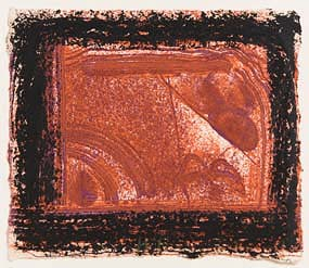 Howard Hodgkin, Cardo's Bar (1978-79) at Morgan O'Driscoll Art Auctions