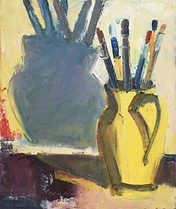 Brian Ballard, Yellow Jug (2013) at Morgan O'Driscoll Art Auctions