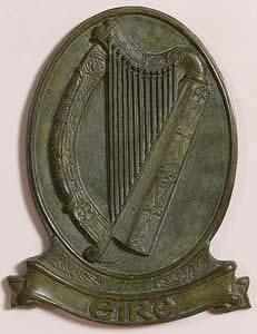 20th Century Irish School, Irish Harp at Morgan O'Driscoll Art Auctions