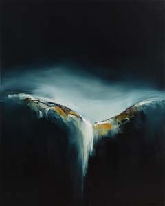 Paul Christopher Flynn, Mountain Falls at Morgan O'Driscoll Art Auctions