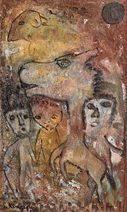 John Kingerlee, Untitled (1968) at Morgan O'Driscoll Art Auctions
