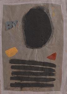Tony O'Malley, Untitled (1978) at Morgan O'Driscoll Art Auctions