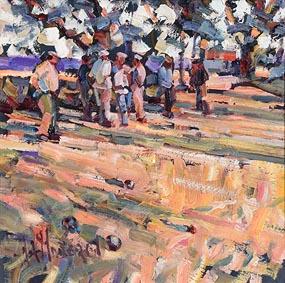 Arthur K. Maderson, Boule Evening, Le Vigan, Gard France at Morgan O'Driscoll Art Auctions