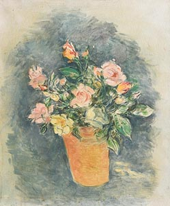 Stella Steyn, Flowers at Morgan O'Driscoll Art Auctions