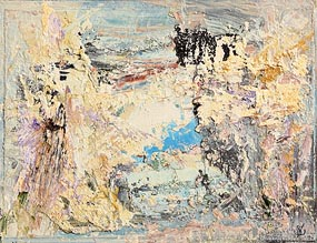 John Kingerlee, Figures in the Landscape at Morgan O'Driscoll Art Auctions