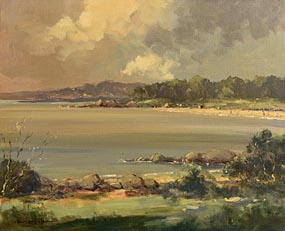 George Gillespie, Crawford's Bay at Morgan O'Driscoll Art Auctions