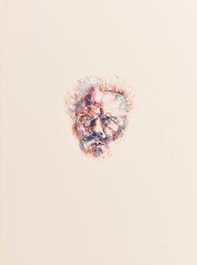 Louis Le Brocquy, Hommage � Strindberg at Morgan O'Driscoll Art Auctions