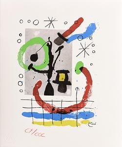 Joan Miro, Untitled at Morgan O'Driscoll Art Auctions