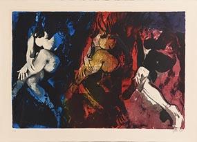 John Piper (1903-1992), Eye and Camera circa 1983 at Morgan O'Driscoll Art Auctions