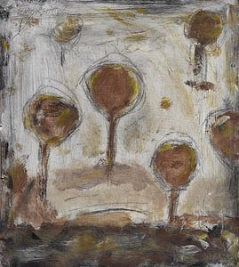 Basil Blackshaw, The Orchard at Morgan O'Driscoll Art Auctions