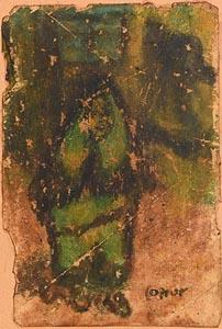 William Conor, Shawlie at Morgan O'Driscoll Art Auctions
