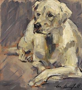 Con Campbell, Labrador at Morgan O'Driscoll Art Auctions