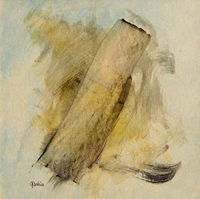 Gerald Davis, Rock Gesture (2003) at Morgan O'Driscoll Art Auctions
