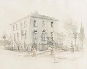 William Harrington, Tramore House, Douglas (2000) at Morgan O'Driscoll Art Auctions