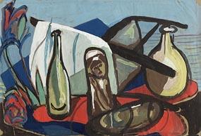 Phil Rafferty, Still Life at Morgan O'Driscoll Art Auctions