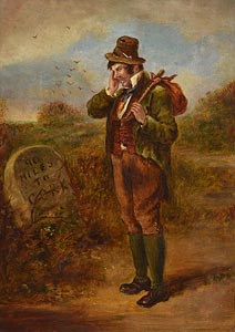Charles Henry Cook, 90 Miles to Cork at Morgan O'Driscoll Art Auctions