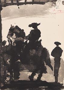 Pablo Picasso, Toros Y Toreros (1957) at Morgan O'Driscoll Art Auctions