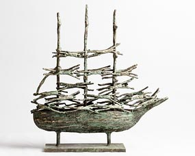 John Behan, Famine Ship (2017) at Morgan O'Driscoll Art Auctions