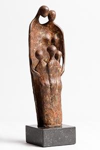Orla De Bri, The Family at Morgan O'Driscoll Art Auctions