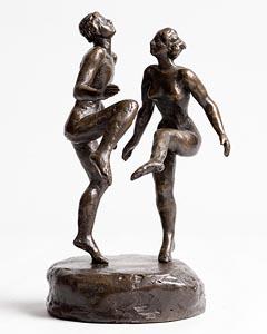 Robin Buick, The Dancers at Morgan O'Driscoll Art Auctions