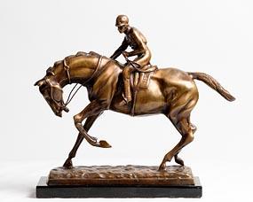 after Isidore-Jules Bonheur, Horse and Rider at Morgan O'Driscoll Art Auctions