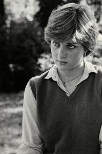 John Minihan, Lady Diana Spencer, photographed in London, September 1980 at Morgan O'Driscoll Art Auctions