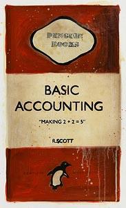 R. Scott, Basic Accounting at Morgan O'Driscoll Art Auctions