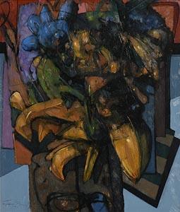 John Boyd, Still Life at Morgan O'Driscoll Art Auctions