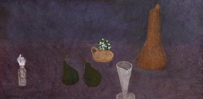 Jane O'Malley, Still Life With Butternut Squash (2002) at Morgan O'Driscoll Art Auctions