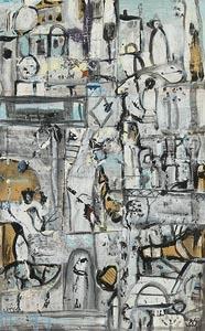John Kingerlee, Urban II (1985) at Morgan O'Driscoll Art Auctions