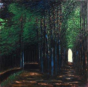 Philip Ryan, Canopy of Light at Morgan O'Driscoll Art Auctions