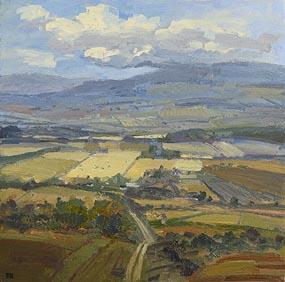Joop Smits, Landscape at Morgan O'Driscoll Art Auctions
