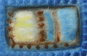 Sean McSweeney, Yellow Pool (2004) at Morgan O'Driscoll Art Auctions