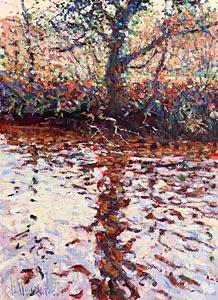 Arthur K. Maderson, On Reflection at Morgan O'Driscoll Art Auctions