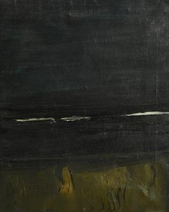 Charles Brady, Malaga Night Mariner (1961) at Morgan O'Driscoll Art Auctions