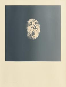 Louis Le Brocquy, Image in Darkness at Morgan O'Driscoll Art Auctions