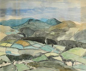 Sean McSweeney, Trooperstown Hill, Glendalough, Co Wicklow at Morgan O'Driscoll Art Auctions