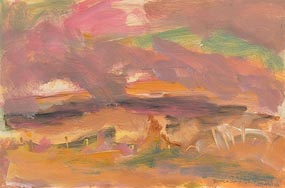 Basil Blackshaw, Landscape at Morgan O'Driscoll Art Auctions