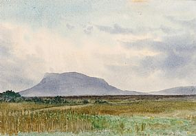 Percy French, Muckish Mountain, Co.Donegal at Morgan O'Driscoll Art Auctions
